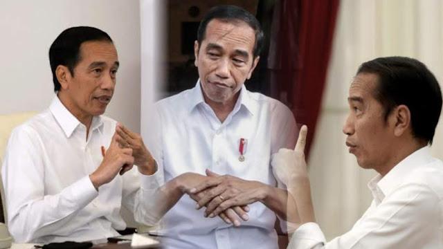 Inkonsistensi Jokowi Menimbulkan Kemarahan Umum