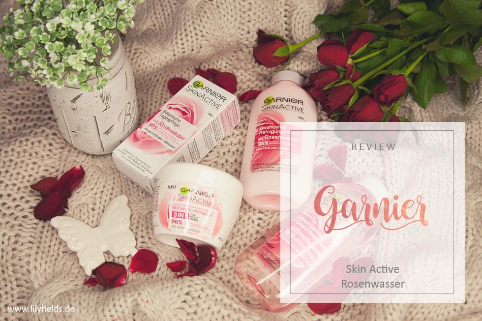 Garnier SkinActive Rosenwasser
