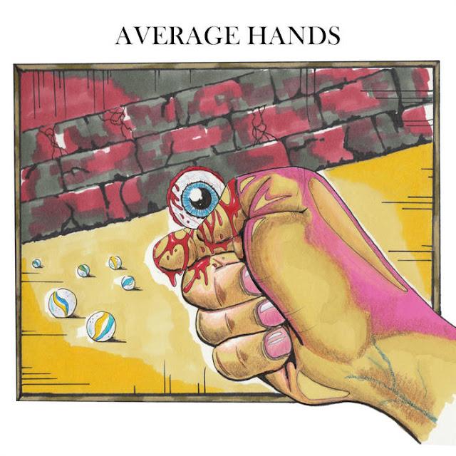 Average Hands - Average Hands (2019)