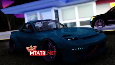 MTA SA Mazda RX-7