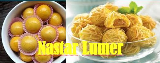 Kue Nastar Lumer di mulut Resep Dan Cara Membuatnya