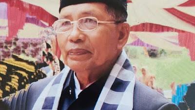 Ketua LKAAM Agam, Yul Arnis Dt Maleka Nan Tinggi  Meninggal Dunia
