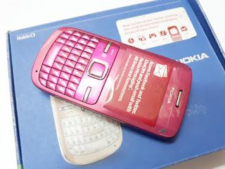 Hape Jadul Nokia C3 New Sisa Stok Nokia Indonesia Langka