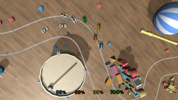 Tinker Racers Free Download PC Game Cracked in Direct Link and Torrent. Tinker Racers is a Survival Racing Party Game. Drive mini RC cars through tracks built around the house with common, everyday items. Forget the finishing line and just try to stay…