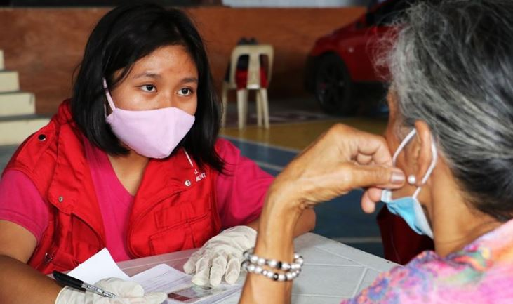 DSWD appeals to seniors, PWDs to send representatives to claim SAP aid