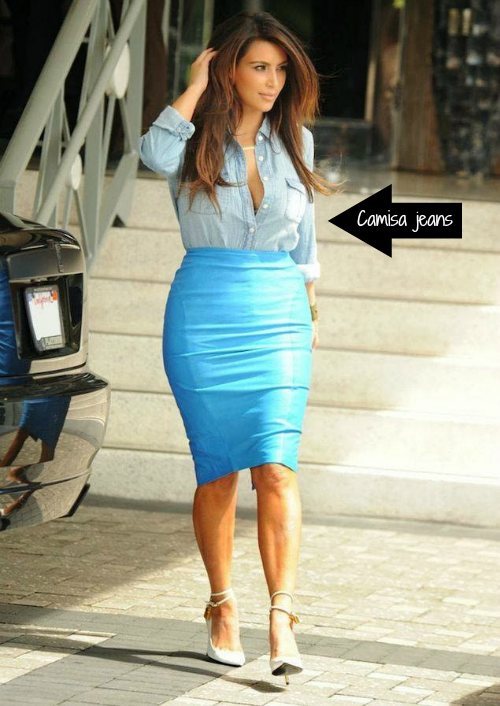 Saia_Lápis_Kim_Kardashian