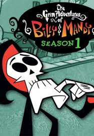 Billy y Mandy Temporada 1 720p Latino/Ingles