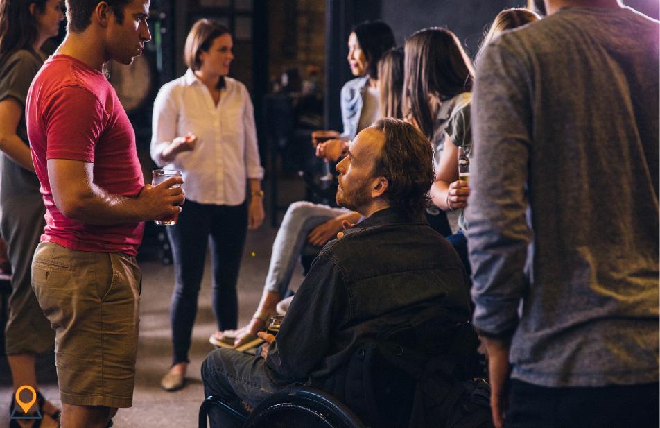 Quem é a Pessoa com Deficiência nas Festas da Família?