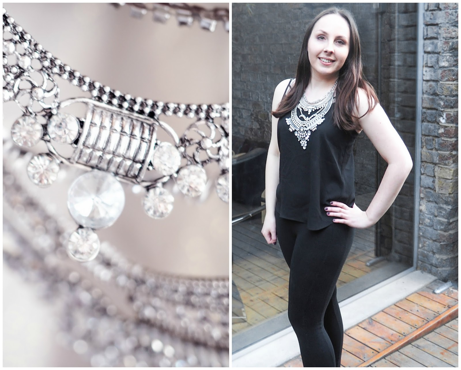 Happiness Boutique Statement Necklace Review
