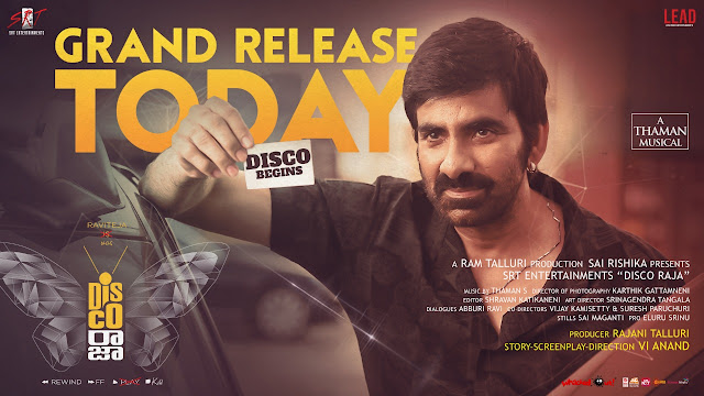 disco-raja-telugu-movie-posters
