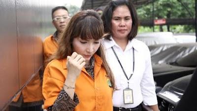Dianggap Bukan Pencandu, Roro Fitria Divonis 4 Tahun Penjara dan Denda 800 Juta