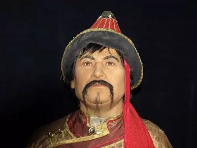 Genghis khan hindi story