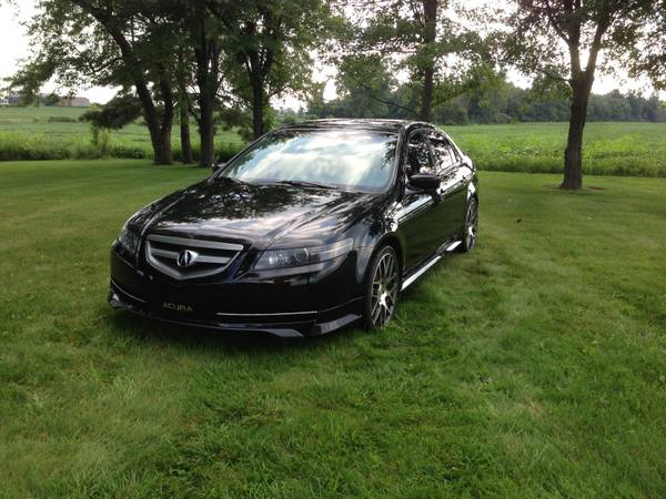 daily turismo 10k torque steer 2004 acura tl a spec. Black Bedroom Furniture Sets. Home Design Ideas