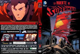 CARATULALA MUERTE DE SUPERMAN - THE DEATH OF SUPERMAN - 2018