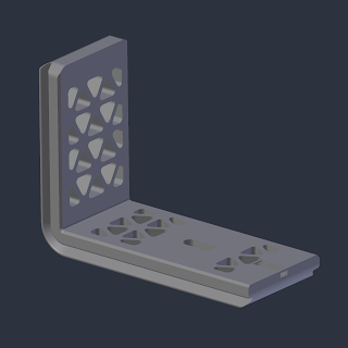 Arca Swiss L Bracket STL file by Paul Van Gaans