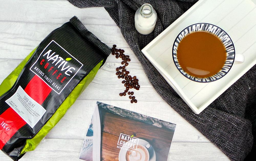 Native Super Crema Coffee Beans