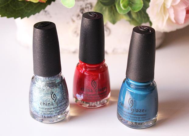 Lacas de uñas de China Glaze