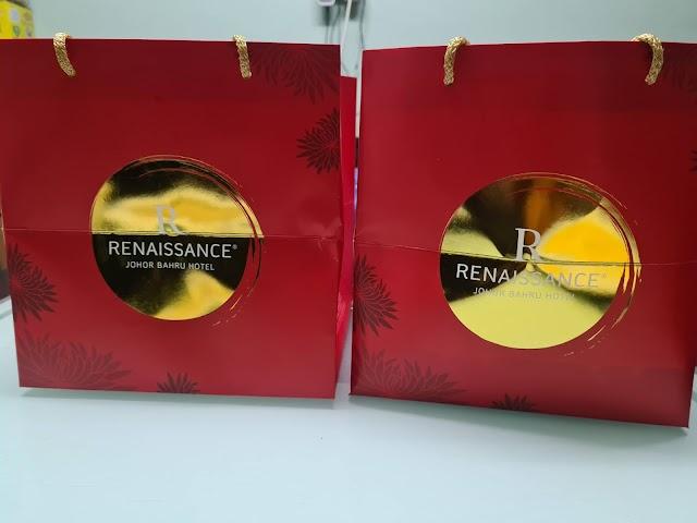 Berbaloi lunch oder menu Asian Premium Food dari Renaissance Hotel JB
