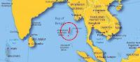 Situación de las Islas Andamán