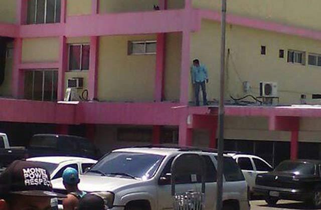 Angustia causó incursión de sujetos al hospital de Villa del Rosario