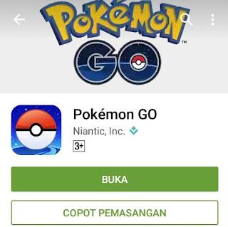 Horeee!! Game Pokemon Go Kini Resmi Hadir Di Playstore
