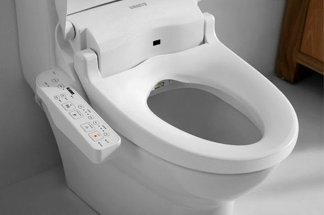 Nhà vệ sinh thông minh