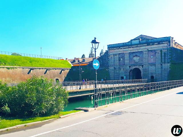 Porta Verona in Peschiera del Garda, Lake Garda | Veneto, Italy | wayamaya