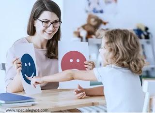 كيفية ادارة الجلسة مع طفل اضطراب التوحد