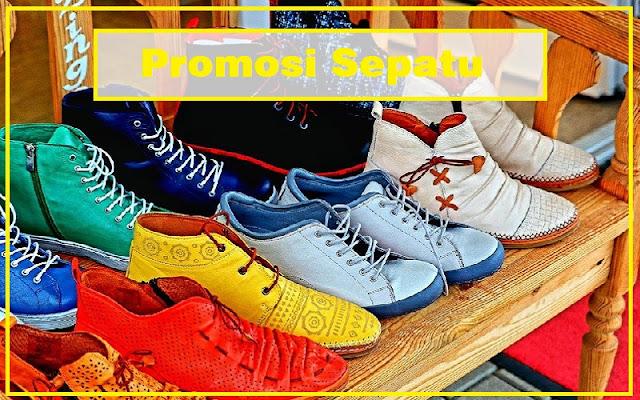 kata kata promosi sepatu dan sneaker