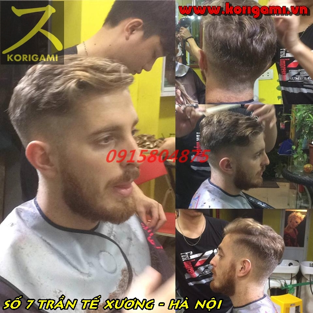 [HANOI MASSIVE] BEST HAIR CUT FOR MEN IN HANOI, BA DINH DISTRICT