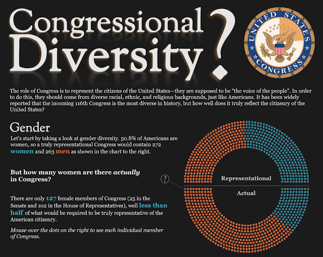 How Representative is the 116th Congress?