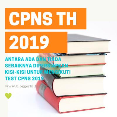 Daftar CPNS 2019 mulai November