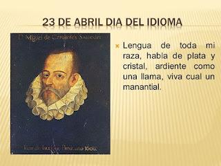 Feliz dia Internacional del Idioma y del libro, Imagenes, frases,celebración 2020
