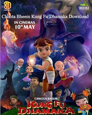 Chhota Bheem Kung Fu Dhamaka Movie Download