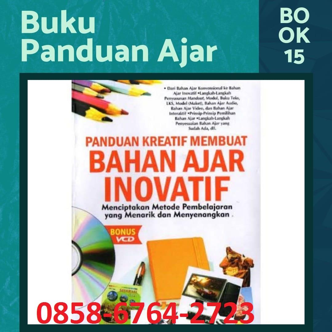 Percetakan Buku Modul 085867642723 Panduan Ajar