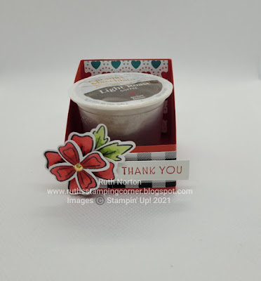 stampin' up, flowers of friendship, pattern party