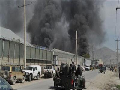 أفغانستان تحت حكم طالبان - لحظة وقوع انفجار خارج مطار كابول - Kabul airport bomb attacks Afghanistan