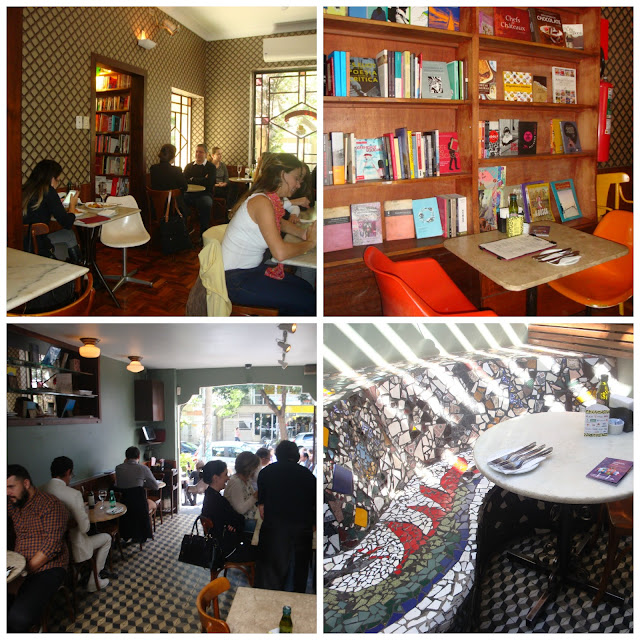 Café com Letras, Savassi BH