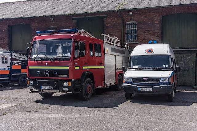 Civil Defence Depot for Dublin
