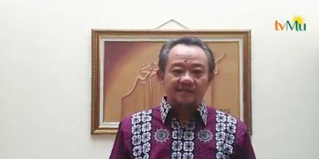 Bukan Hanya FPI, Muhammadiyah Minta Pemerintah Harus Tegas ke Ormas Lain yang Tidak Punya SKT
