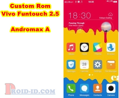 Custom Rom Vivo Funtouch Untuk Andromax A