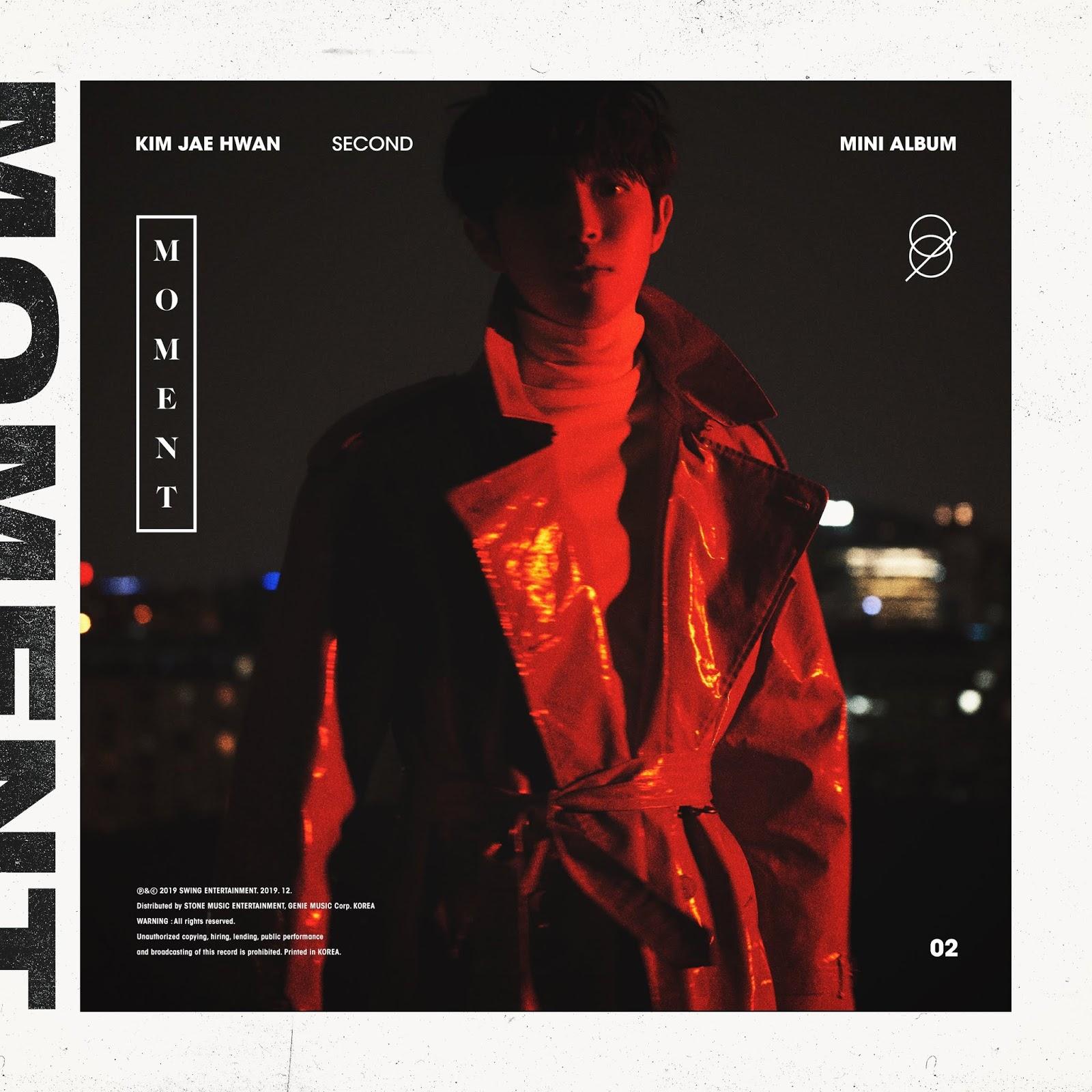 Kim Jae Hwan Looks Charming in 'Moment' Solo Album Teaser