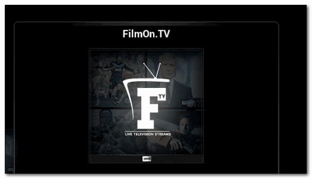 FTV(FILMOn.TV)  Add-ons For IPTV XBMC | KODI