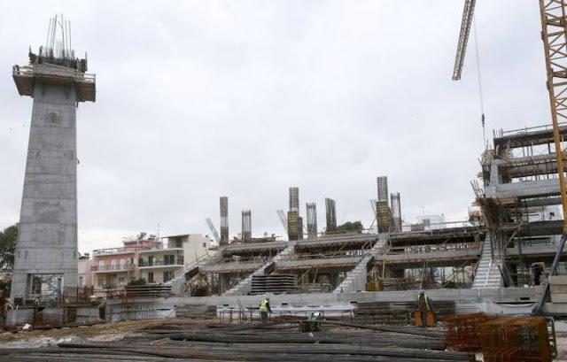Καταγγελία για το θάνατο εργάτη στο εργοτάξιο του Μελισσανίδη στη Νέα Φιλαδέλφεια