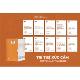 Sách - HBR Trí Tuệ Xúc Cảm – Emotional Intelligence (Bộ 10 Cuốn) ebook PDF EPUB AWZ3 PRC MOBI