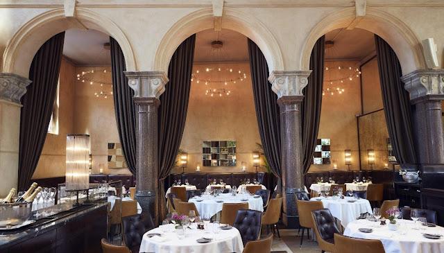 Nhà hàng đẹp nhất thế giới