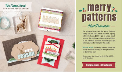 Merry Patterns Stampin' Up!, Angela Lovel, AngelasPaperArts.stampinup.net