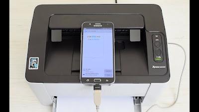 cetak dokumen dengan printer di android