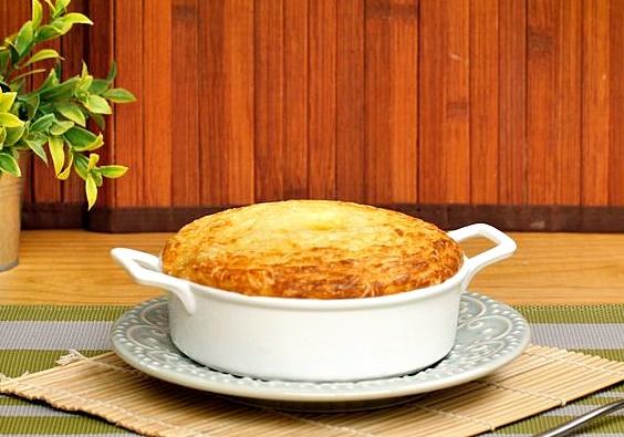 receita sufle de farinha de trigo integral