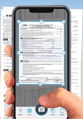 Cara Scan Foto Di Android Menggunakan Camera Scanner To PDF